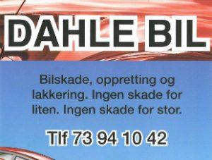 Dahle Bil
