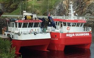 Aqua Seawork 2018