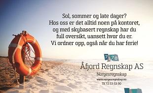 Norgesregnskap 2018
