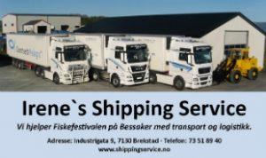 Irene`s Shipping Service