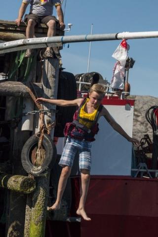 Fiskefestivalen på Bessaker 2014