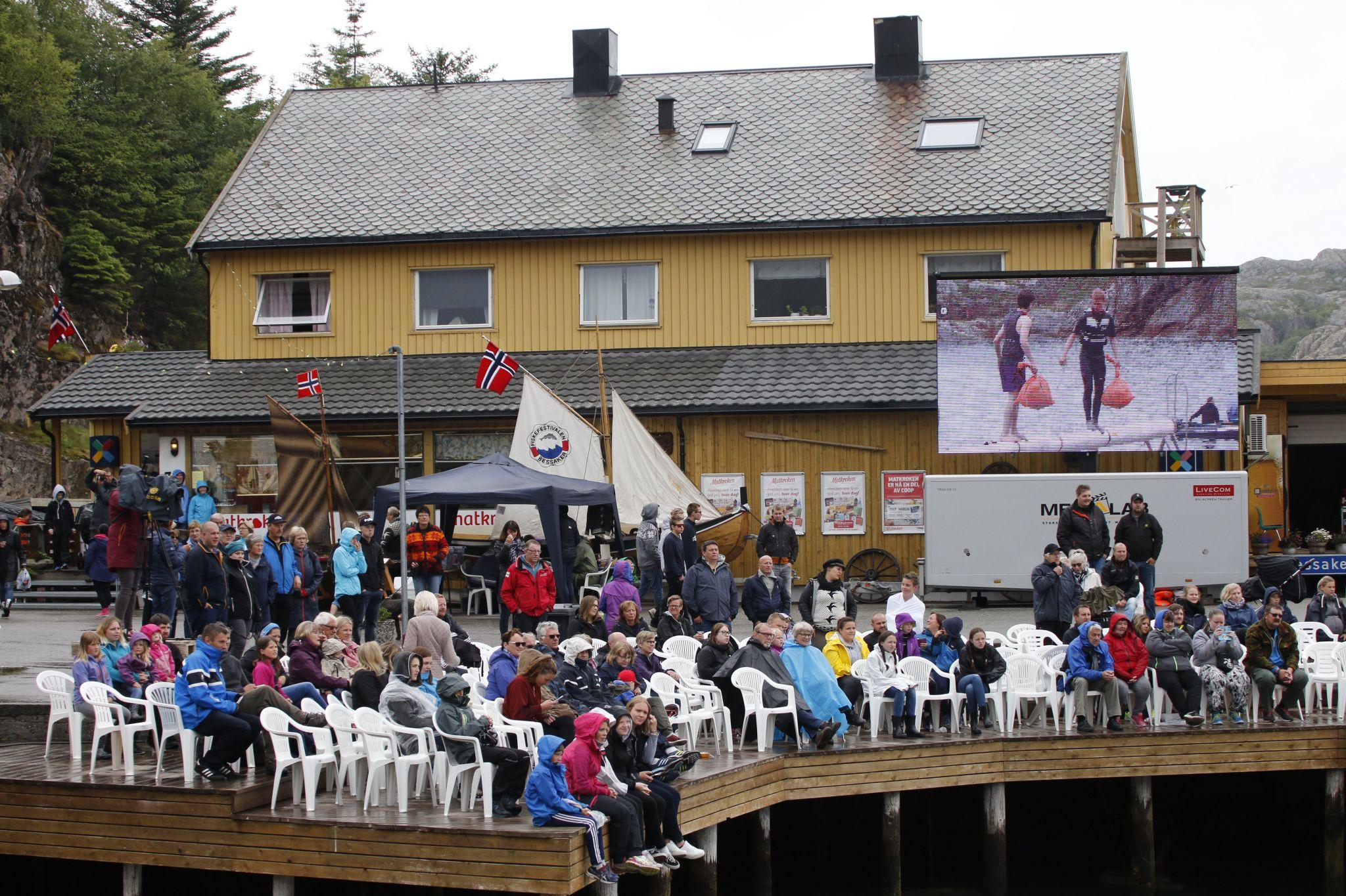 Fiskefestivalen på Bessaker 2016 - Planken