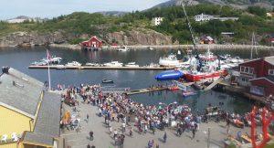 Fiskefestivalen på Bessaker