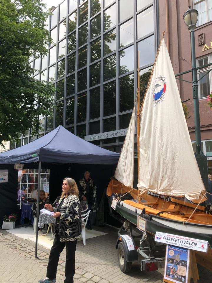 Fiskefestivalen på Bessaker 2019
