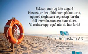 5 Åfjord Regnskap