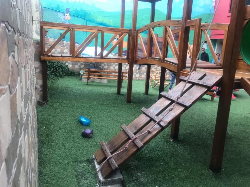 Barnehage - centro infantil